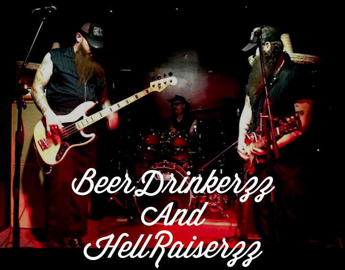 Live Music - Beer Drinkerzz and Hell Raiserzz band